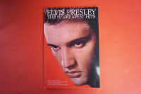 Elvis Presley - The 50 Greatest Hits Songbook Vocal Guitar Chords