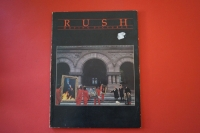 Rush - Moving Pictures Songbook Notenbuch Piano Vocal Guitar PVG