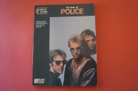 Police - The Best of Songbook Notenbuch Vocal Guitar