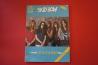 Skid Row - Skid Row(mit Poster) Songbook Notenbuch Vocal Easy Guitar