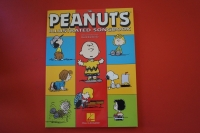 Peanuts Illustrated Songbook Songbook Notenbuch Piano Vocal