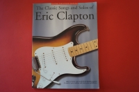 Eric Clapton - The Classic Songs and Solos Songbook Notenbuch Vocal Guitar