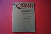 Queen - The Best of for Guitar Songbook Notenbuch Vocal Easy Guitar