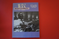 Wes Montgomery - Artist Transcriptions Songbook Notenbuch Guitar