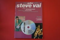 Steve Vai - Play Guitar with (mit CD) Songbook Notenbuch Guitar