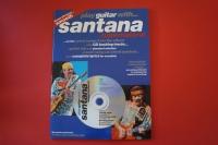 Santana - Play Guitar with Supernatural (mit CD) Songbook Notenbuch Vocal Guitar
