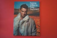 Robbie Williams - Easy Keyboard Songbook Notenbuch Easy Keyboard Vocal