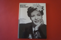 Billie Holiday - The Best of Songbook Notenbuch Piano Vocal Guitar PVG