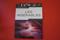 Les Miserables (15 Songs Really Easy Piano)  Songbook Notenbuch Easy Piano Vocal