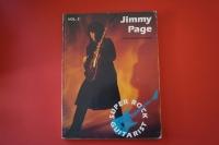 Jimmy Page - Super Rock Guitarist Volume 2 Songbook Notenbuch Vocal Guitar