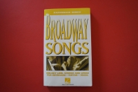 Paperback Songs: Broadway Songs Songbook Notenbuch Keyboard Vocal Guitar
