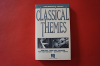 Paperback Songs: Classical Themes Songbook Notenbuch Keyboard Vocal Guitar