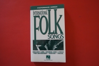 Paperback Songs: International Folk Songs Songbook Notenbuch Keyboard Vocal Guitar