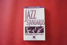 Paperback Songs: Jazz Standards Songbook Notenbuch Keyboard Vocal Guitar