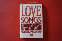 Paperback Songs: Love Songs Songbook Notenbuch Keyboard Vocal Guitar
