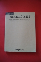 Budget Books: Acoustic Hits Songbook Notenbuch Piano Vocal Guitar PVG