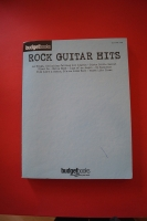 Budget Books: Rock Guitar Hits Songbook Notenbuch Vocal Guitar Tab