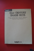 Budget Books: 21st Century Smash Hits Songbook Notenbuch Piano Vocal Guitar PVG