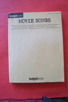 Budget Books: Movie Songs Songbook Notenbuch Piano Vocal Guitar PVG