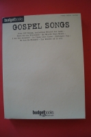 Budget Books: Gospel Songs Songbook Notenbuch Piano Vocal Guitar PVG