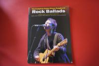 The Complete Guitar Player Songbook: Rock Ballads Gitarrenbuch