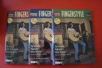 Fingerstyle (mit CDs)(Beginning/Intermediate/Mastering) Gitarrenbücher