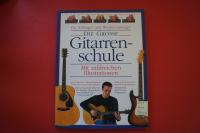 Die Grosse Gitarrenschule (mit 2 CDs) Gitarrenbuch