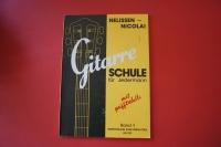 Gitarre Schule für Jedermann (Band 1) Gitarrenbuch