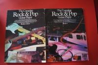 The Complete Rock & Pop Guitar Player (Band 1-4 in  2 Bänden) Gitarrenbücher