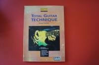 Total Guitar Technique (Master Series) Gitarrenbuch
