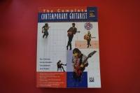 The Complete Contemporary Guitarist (mit CD) Gitarrenbuch