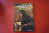 Flatpicking (ohne CD) (Acoustic Guitar Grooves) Gitarrenbuch