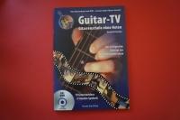 Guitar-TV Gitarrenschule ohne Noten (mit DVD) Gitarrenbuch