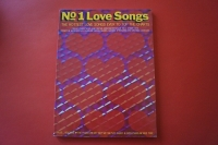 No 1 Love Songs Songbook Notenbuch Piano Vocal Guitar PVG