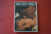 100 Love Songs Songbook Notenbuch Piano Vocal Guitar PVG