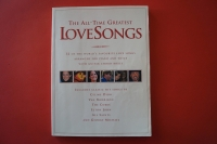 The All-Time Greatest Love Songs Songbook Notenbuch Piano Vocal Guitar PVG