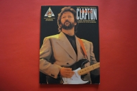 Eric Clapton - Easy Recorded Versions Songbook Notenbuch Vocal Easy Guitar