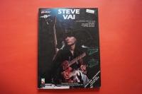 Steve Vai - Songbook (ohne Poster) Songbook Notenbuch Guitar