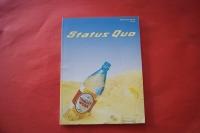 Status Quo - Thirsty Work Songbook Notenbuch Vocal Guitar