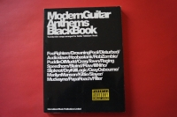 Modern Guitar Anthems: Black Book Songbook Notenbuch Vocal Guitar
