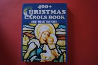 400+ Christmas Carols Book Songbook Notenbuch Piano Vocal