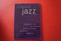 Classic Jazz for Piano Songbook Notenbuch Piano Vocal Guitar PVG