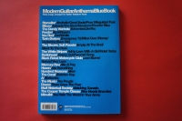 Modern Guitar Anthems: Blue Book Songbook Notenbuch Vocal Guitar