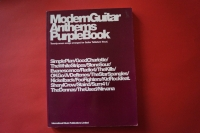 Modern Guitar Anthems: Purple Book Songbook Notenbuch Vocal Guitar