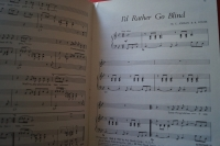 So many Blues Songbook Notenbuch Piano Vocal