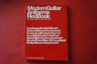 Modern Guitar Anthems: Red Book Songbook Notenbuch Vocal Guitar