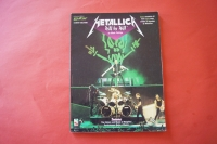 Metallica - Riff by Riff Songbook Notenbuch Guitar