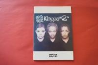 Tic Tac Toe - Klappe die 2te Songbook Notenbuch Vocal Guitar