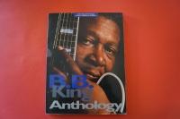 B.B. King - Anthology (ältere Ausgabe) Songbook Notenbuch Vocal Guitar
