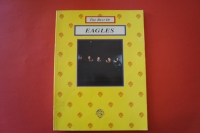Eagles - The Best of (gelb) Songbook Notenbuch Piano Vocal Guitar PVG